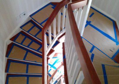 4. Schritt: Stufenschutz