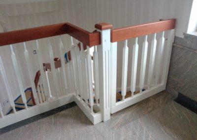 6. Schritt: Kindersicherungstüren